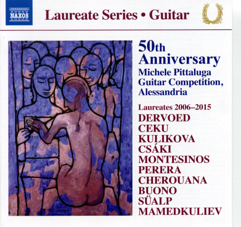50th Anniversary Michele Pittaluga Guitar Competition
