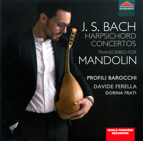 Bach Harpsichord Concertos for Mand CD