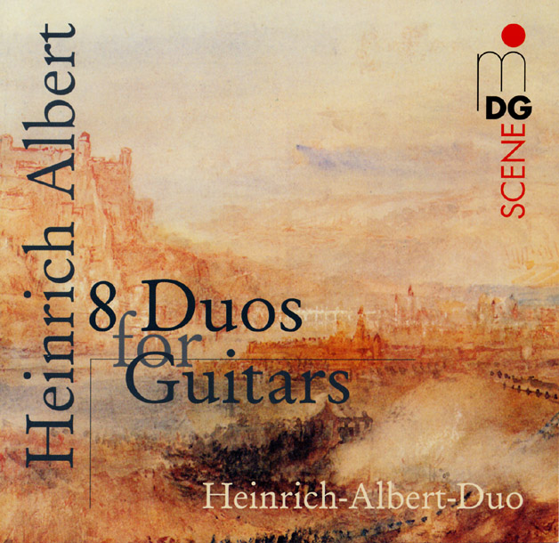 Albert Duo spielt Albert Duos CD Cover