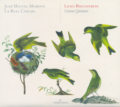 Boccherini Moreno CD