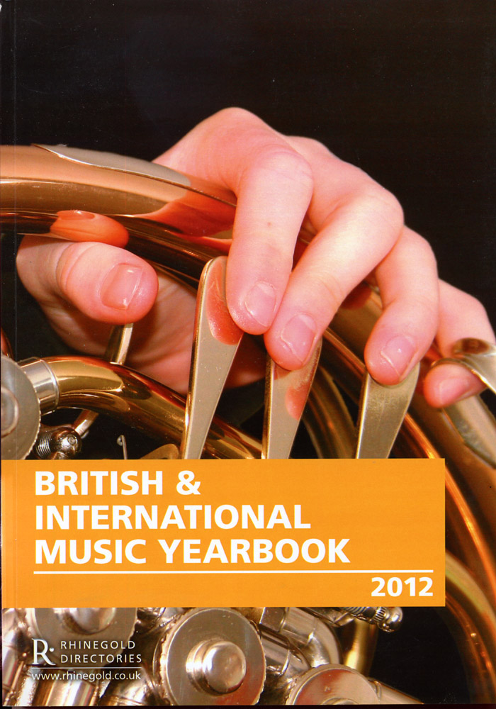 British Music Yearbook 2012