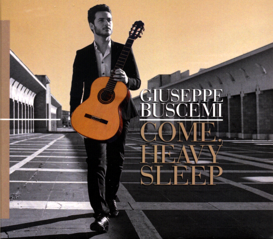 Giuseppe Buscemi Come Heavy Sleep CD