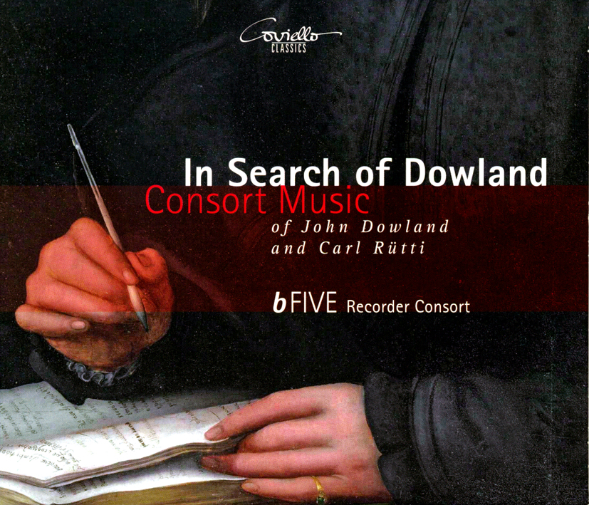 In Search of Dowland CD