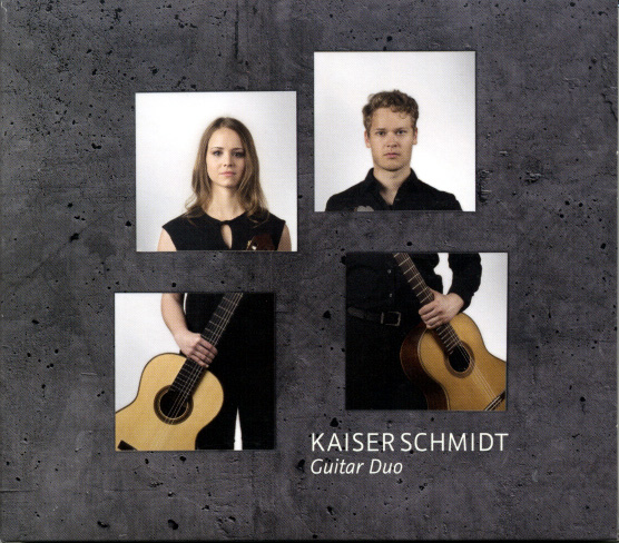 Kaiser Schmidt Guitar Duo CD