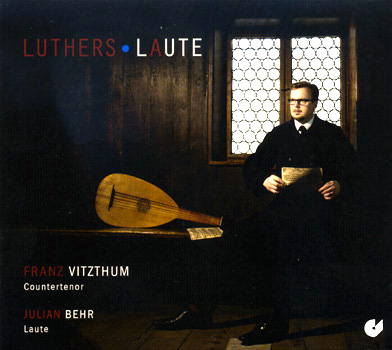 Luthers Laute CD