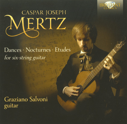 Mertz Salvoni II CD