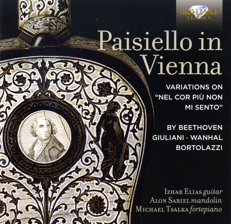 Paisiello in Vienna CD