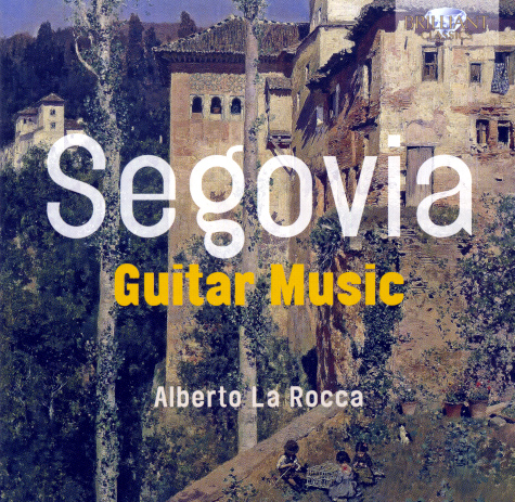 Segovia Guitar Music