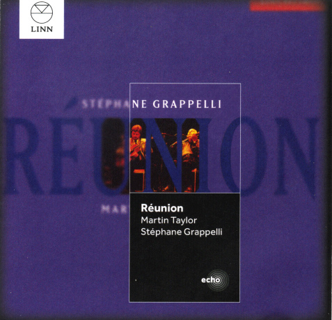 Taylor Grappelli Reunion CD