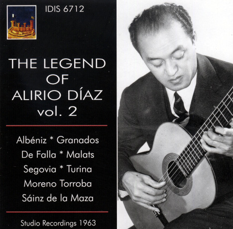 The Legend of Alirio Diaz 2