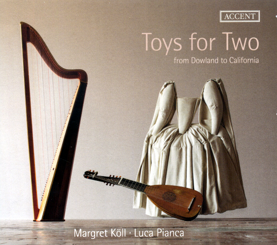 Toys for Two CD