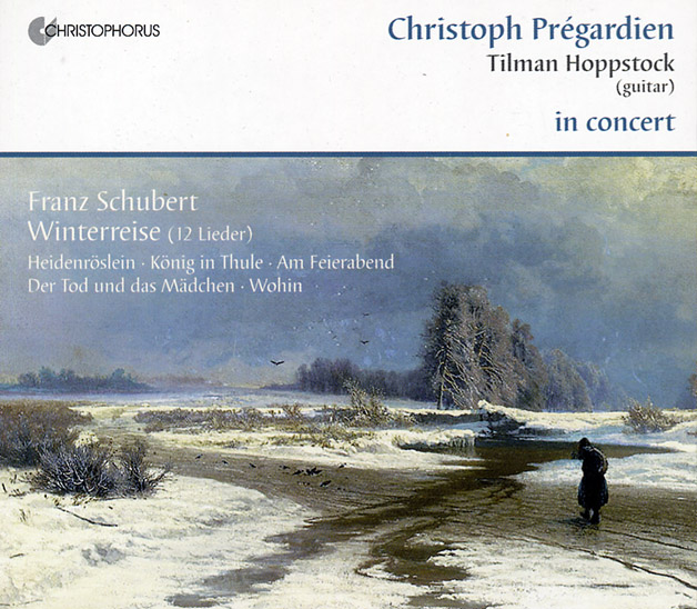 Winterreise CD Hoppstock